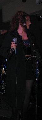 Sheena 2004 Meatloaf Show
