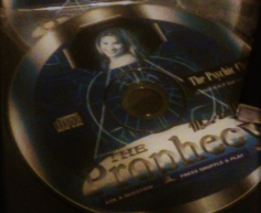 The Prophecy CD image